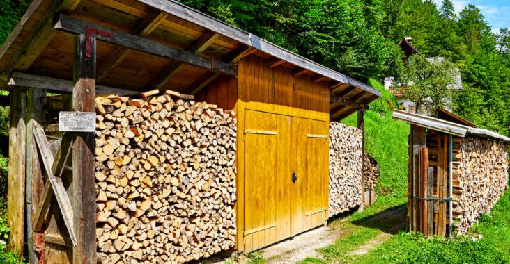 Conseils pour stocker son bois de chauffage